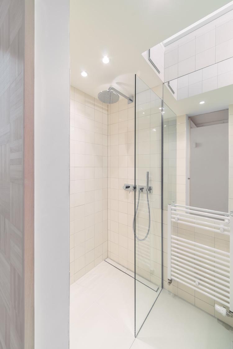 Компактная ванная комната