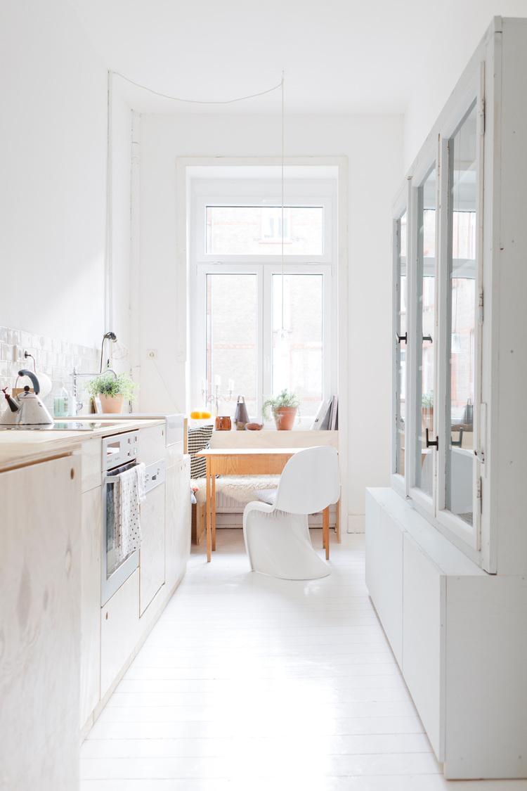 Дизайн кухни в небольшой квартире