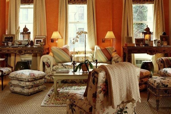 Декоративные элементы в маленьком интерьере