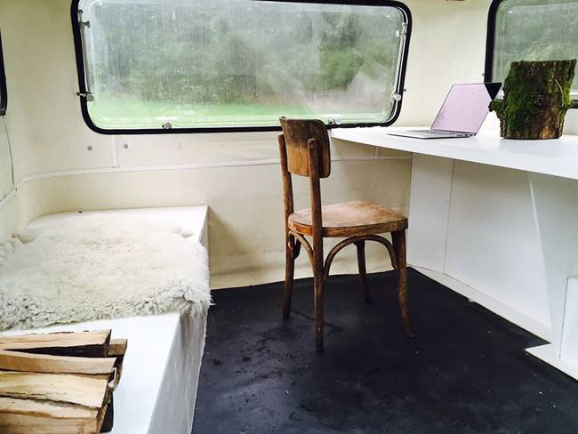 Дом фургон на колёсах для аренды