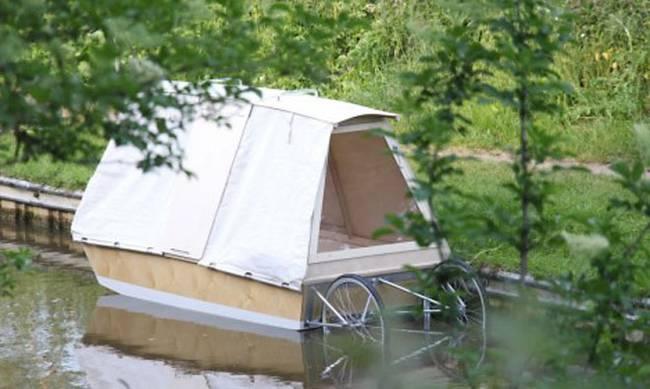 Дом-лодка от Daniel Durnin - фото 7