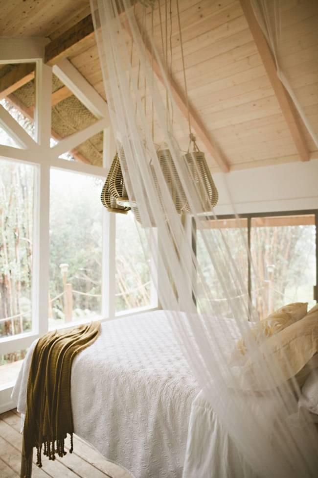 Интерьер дома маленького для отдыха