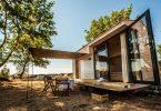 Дом на колёсах для отдыха в Болгарии