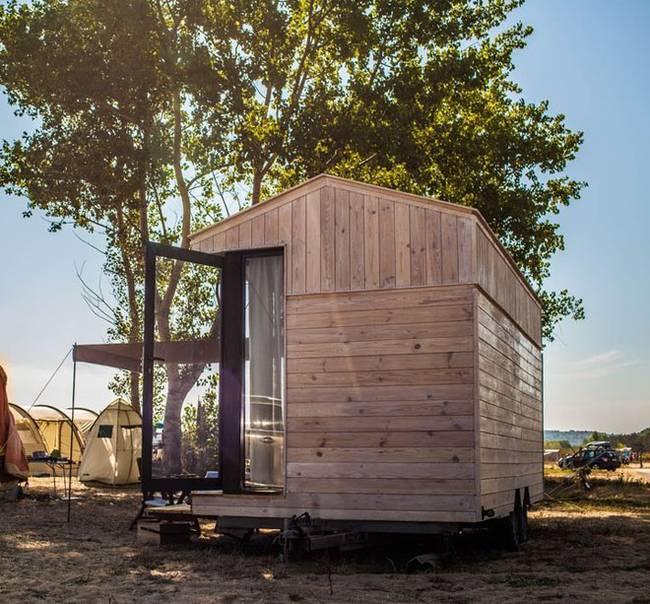 Дом на колёсах для отдыха - фото 1