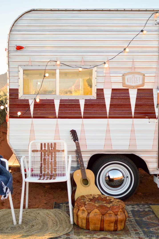 Фасад дома на колёсах