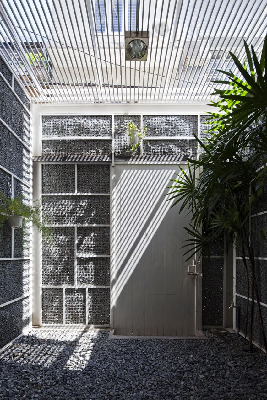 Входная дверь дома от DD concept