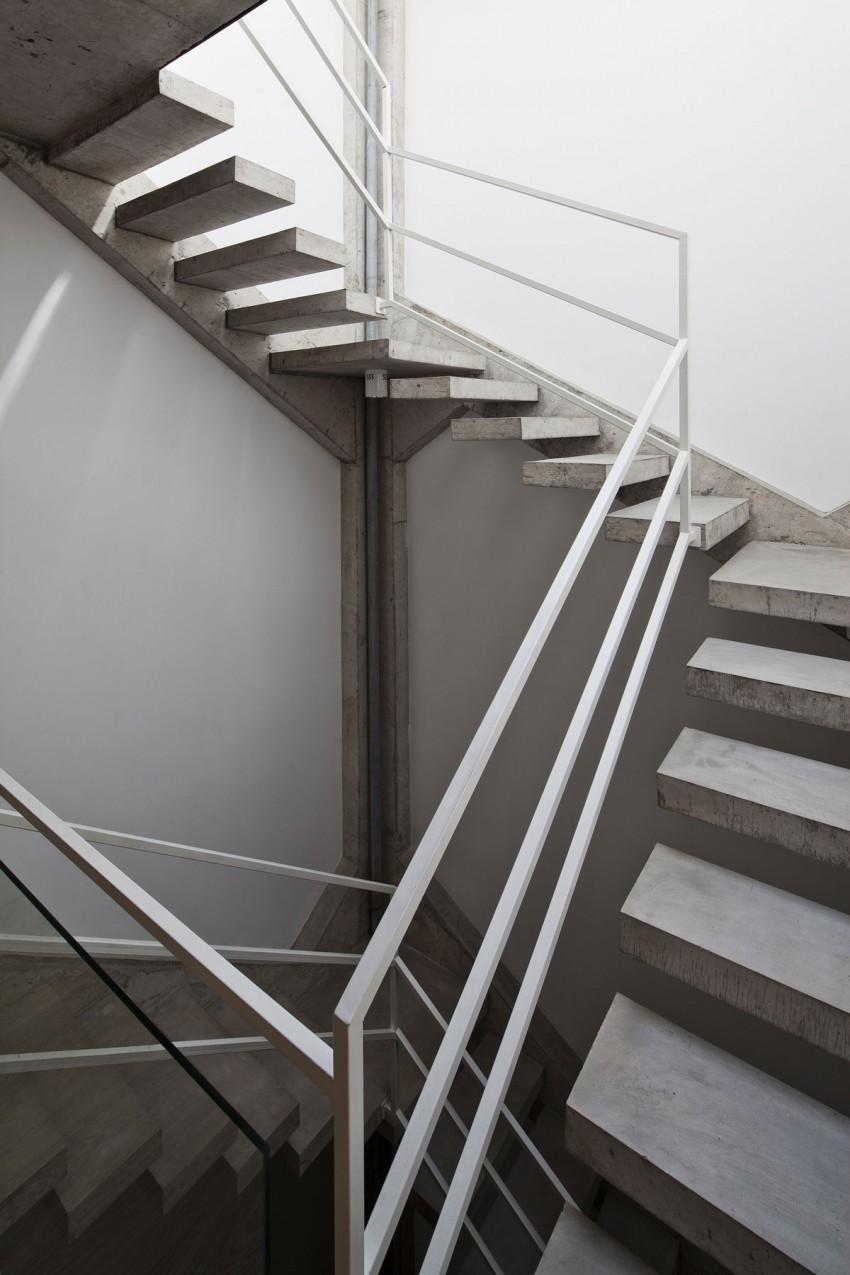 Лестница в доме от DD concept