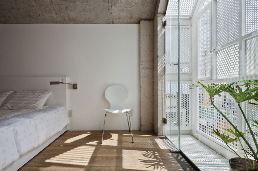 Интерьер спальни от DD concept