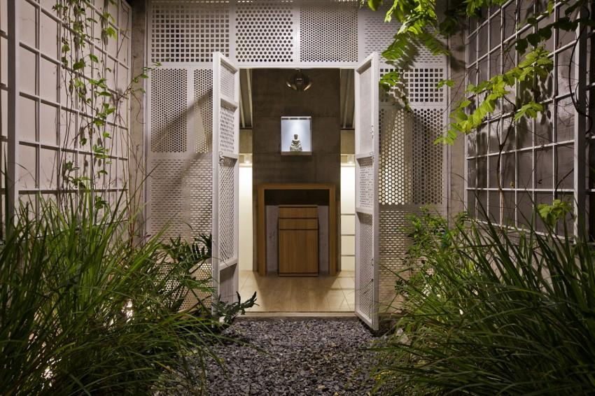 Двери дома от DD concept
