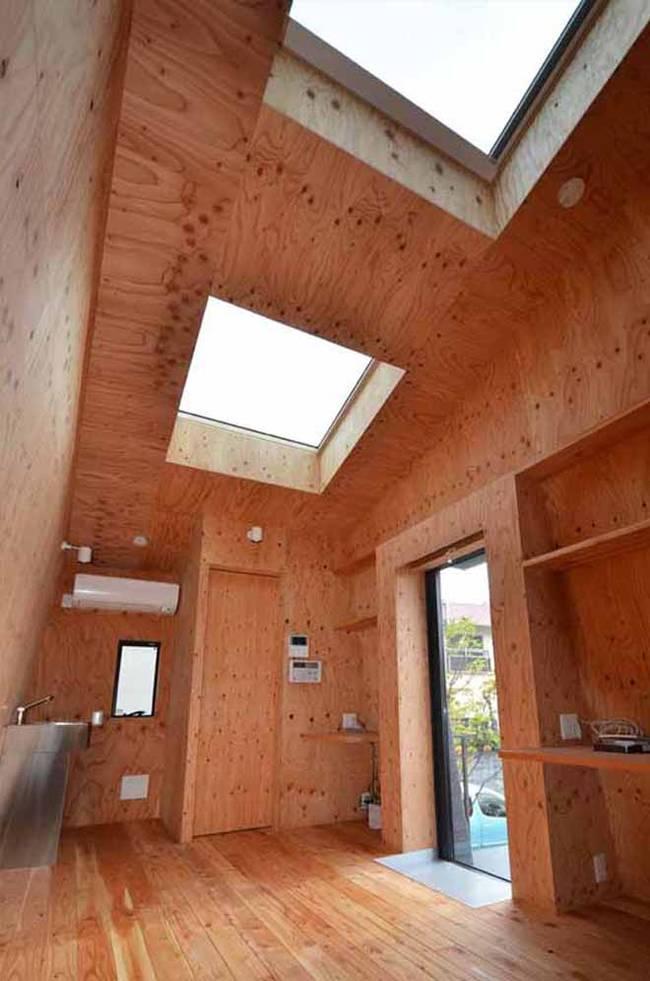 Деревянная отделка в интерьере дома