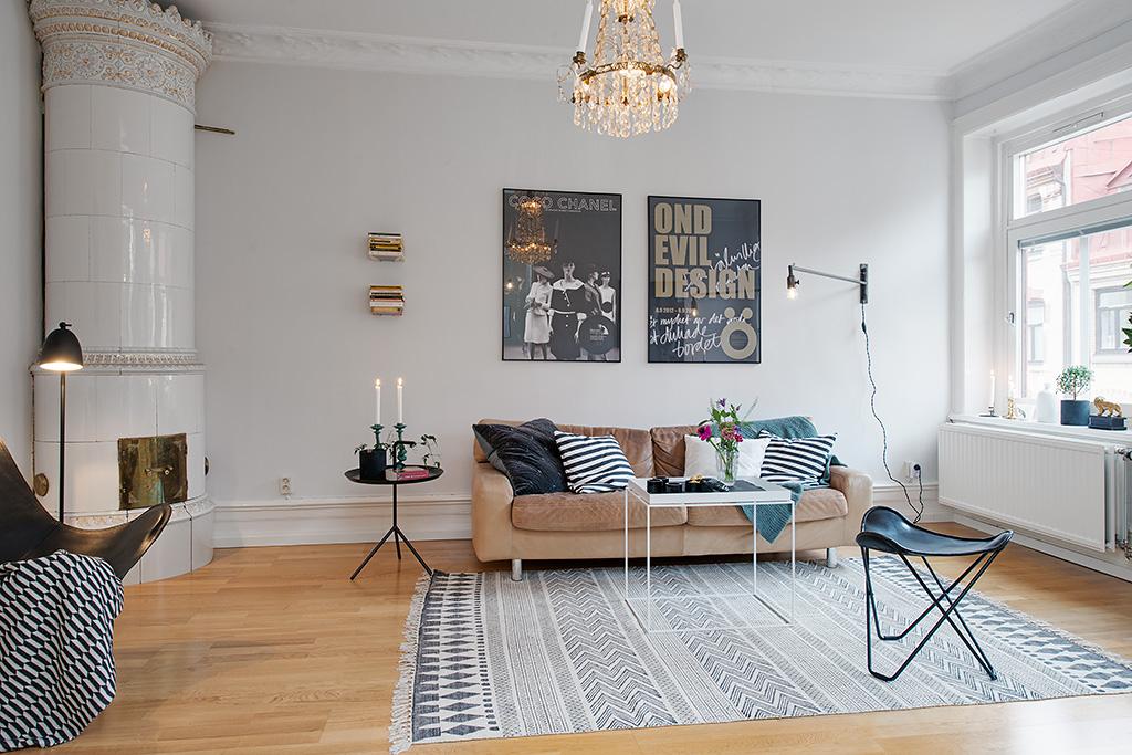 Как обставить однокомнатную квартиру идеи 43