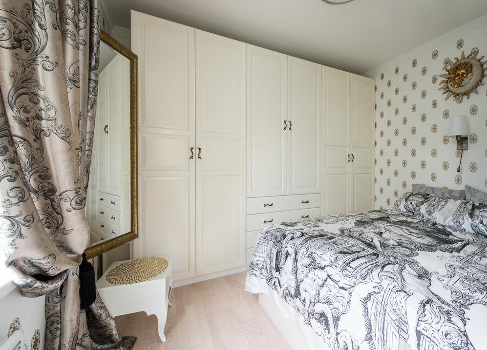 Спальня роскошных апартаментов от Марии Дадиани