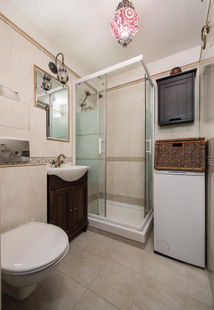 Ванная роскошных апартаментов от Марии Дадиани