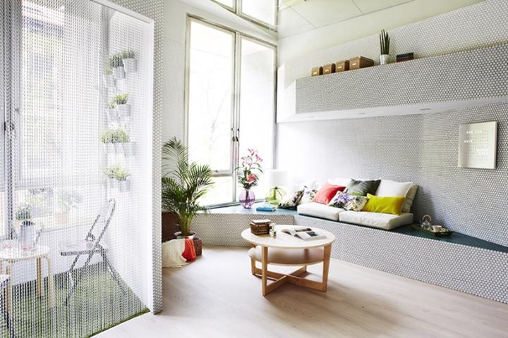 Мозаичный дизайн небольшой квартиры - фото 2