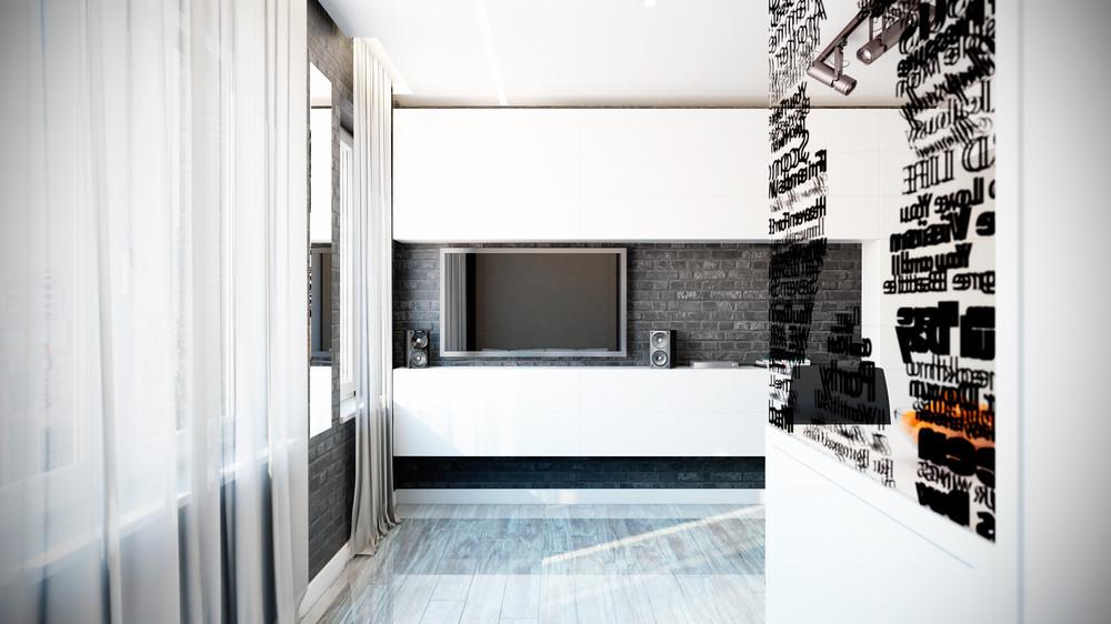Зеркала в оформлении интерьера маленькой квартиры