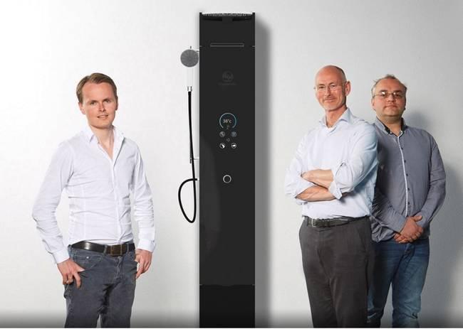 Эко-душ и его разработчики