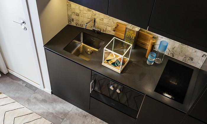 Кухня студия 16 дизайн
