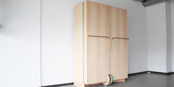 Шкаф-трансформер от Хозуна Чинга