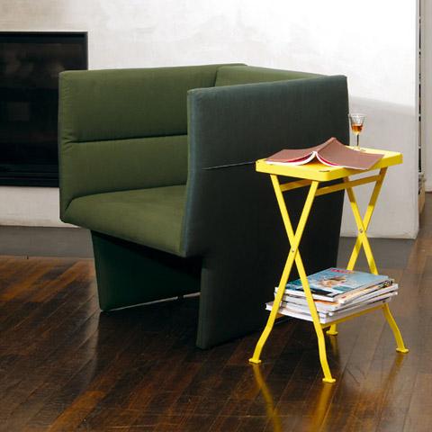 Маленький стул в интерьере маленькой квартиры