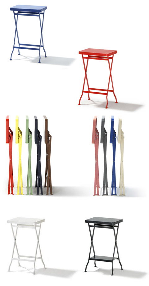 Функциональная мебель для маленьких квартир в разных цветах