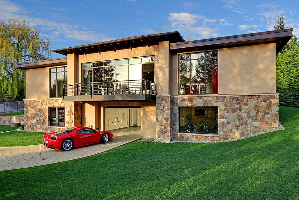 стиле инь-янь гараж дом фото смотреть картинки тюнинг, или тюнинг