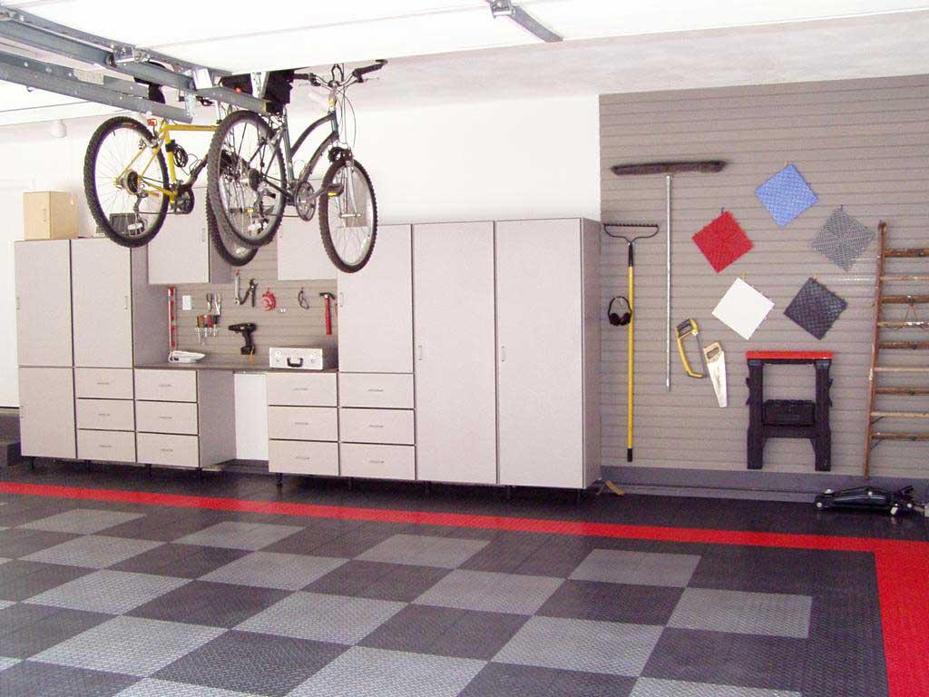 fishermen interior garage paint ideas - 10 простых идей для оформления гаража своими руками