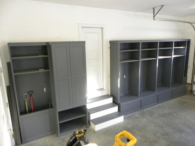 Системы хранения в гараже