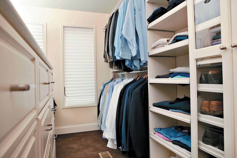 Дизайн маленькой кладовки в квартире – 10 лучших идей