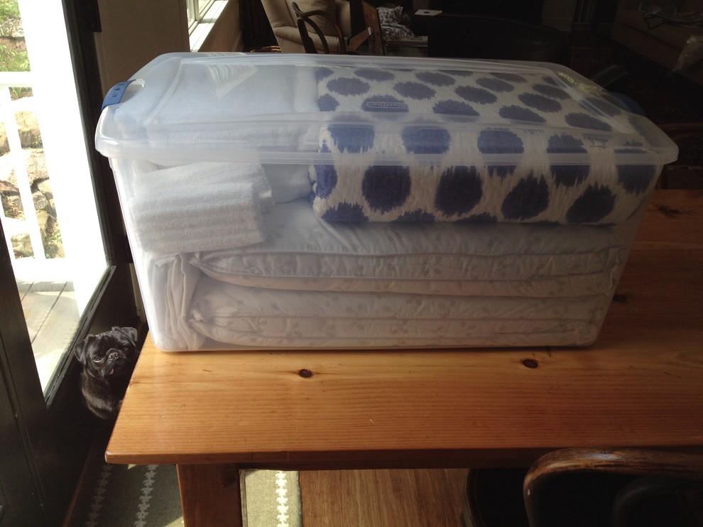 Контейнер для полотенец