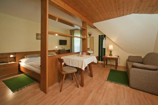 Спальня гостиная с перегородкой