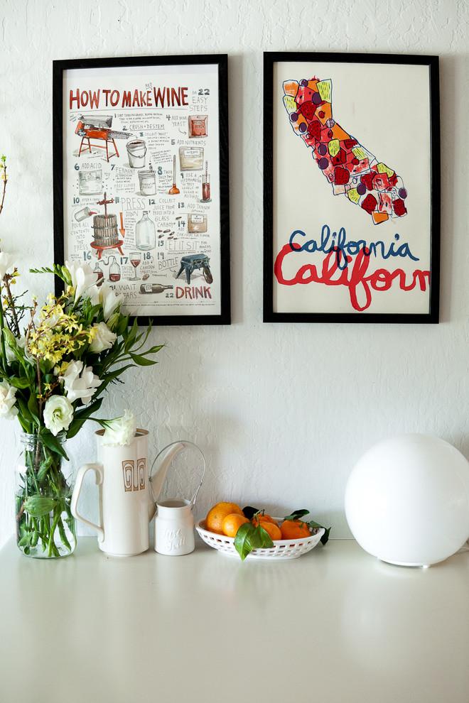 Декор в интерьере кухни