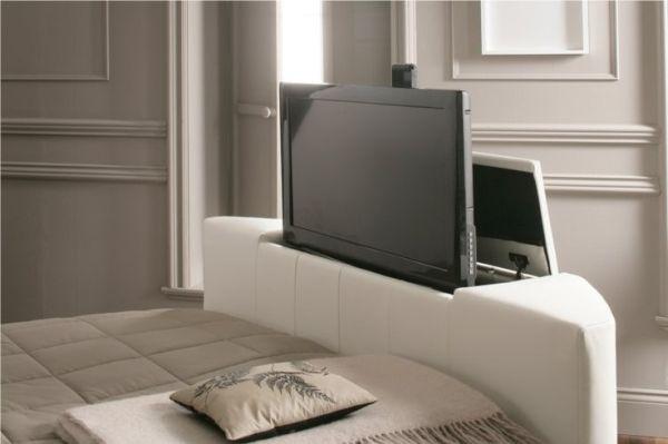Диван со встроенным телевизором