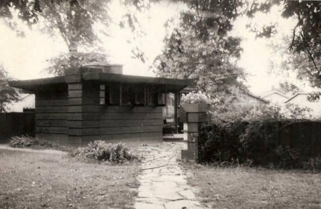Дизайн мини-дома Фрэнка Ллойда, 1935 год
