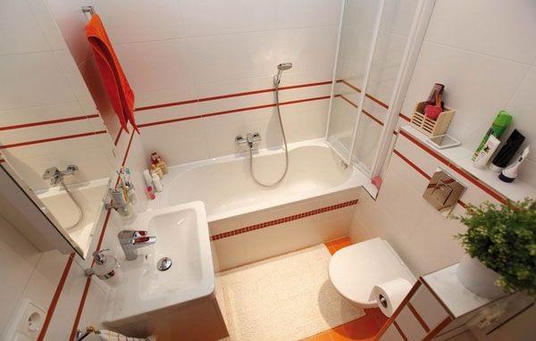 31 способ как недорого сделать ванную комнату уютной 40