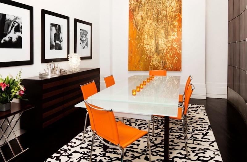 Оригинальная идея оформления столовой - фото 17