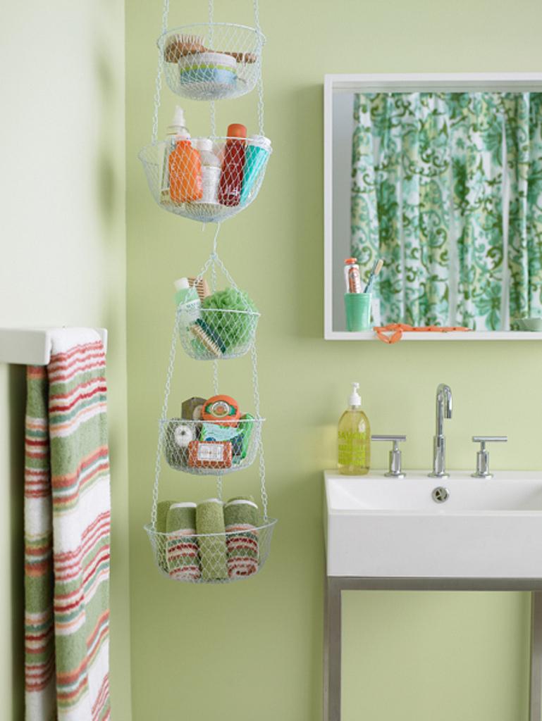 Интересные идеи для ванных комнат фото