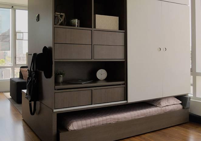 Современные идеи интерьеров для маленьких квартир