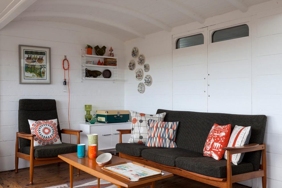 Светлые тона в интерьере маленькой квартиры