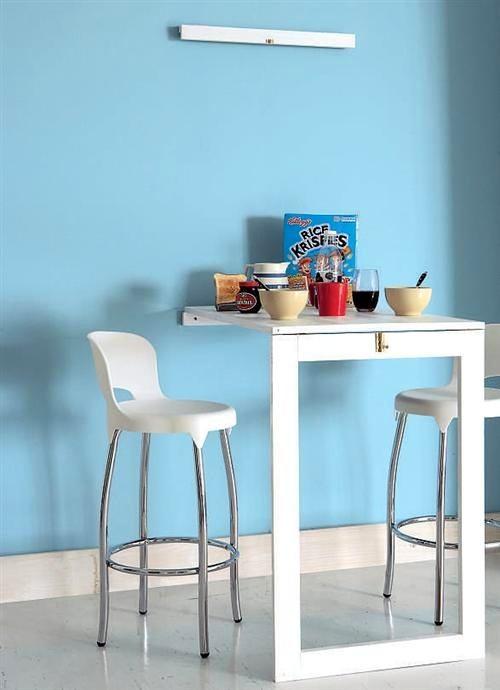 Откидной столик на кухне