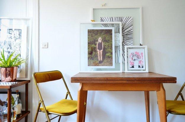 Картины в оформлении интерьера