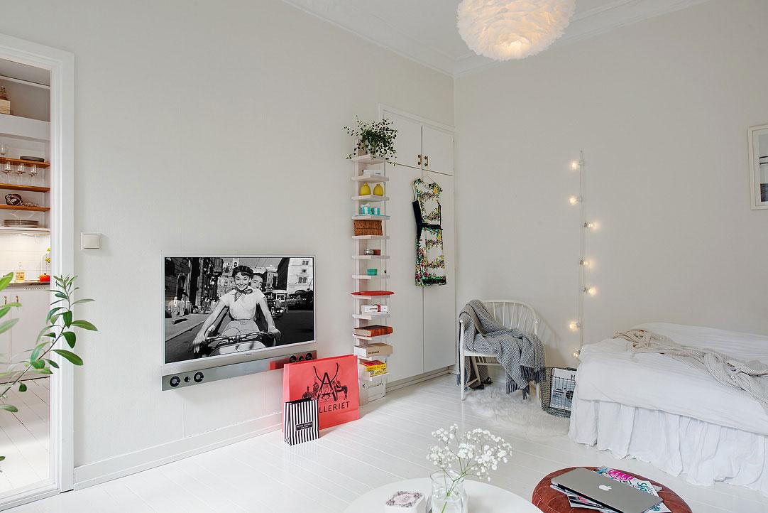 Домашний кинозал в маленькой квартире