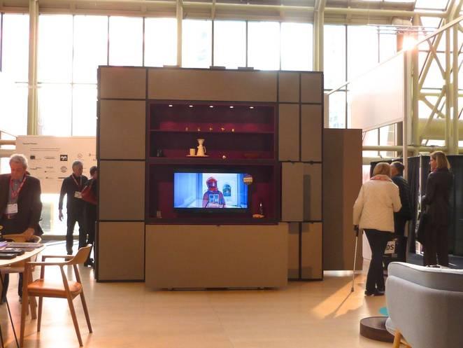 Проект кубического дома с функцией трансформера