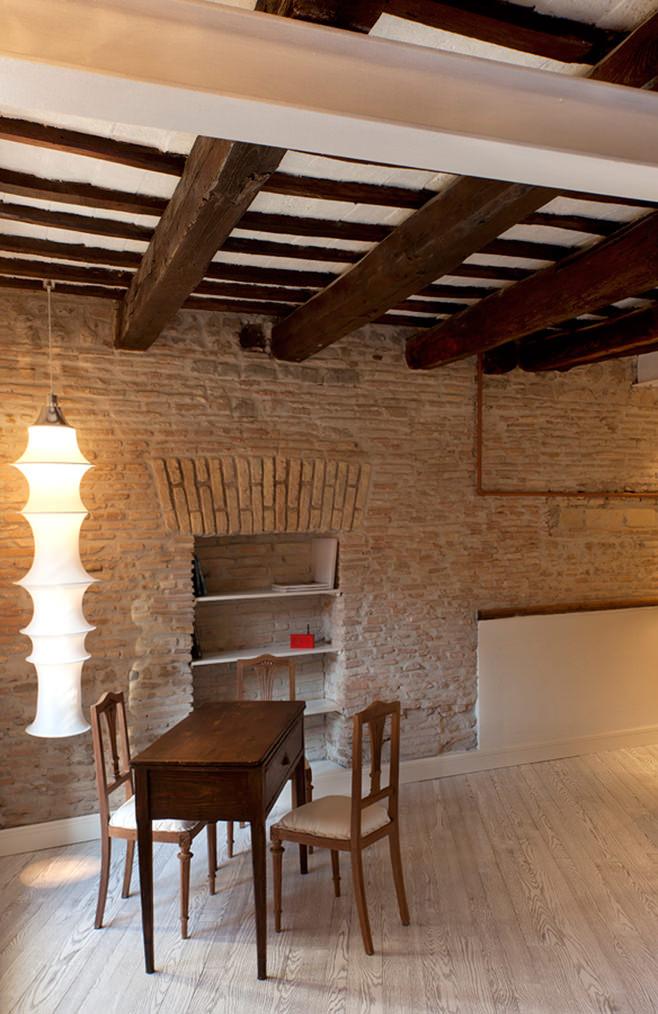 Кабинет квартиры от студии дизайна Archifacturing