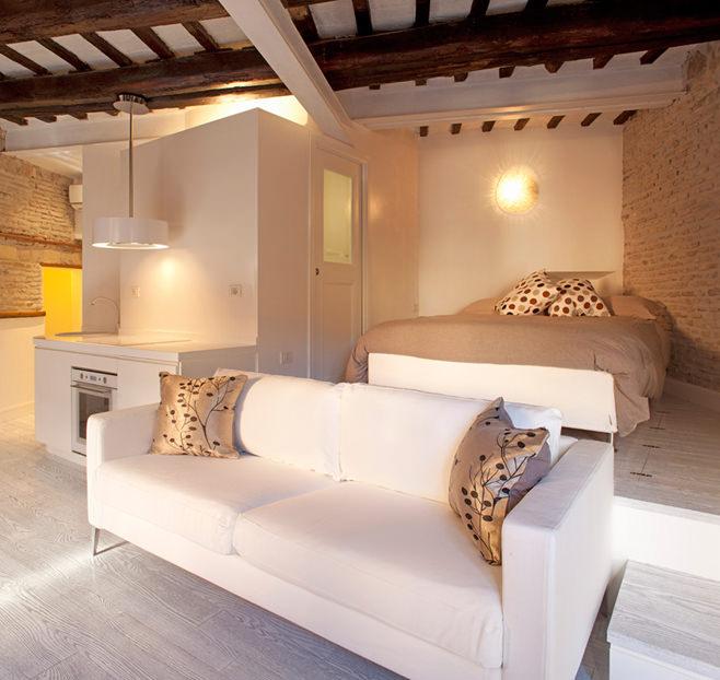 Интерьер квартиры от студии дизайна Archifacturing