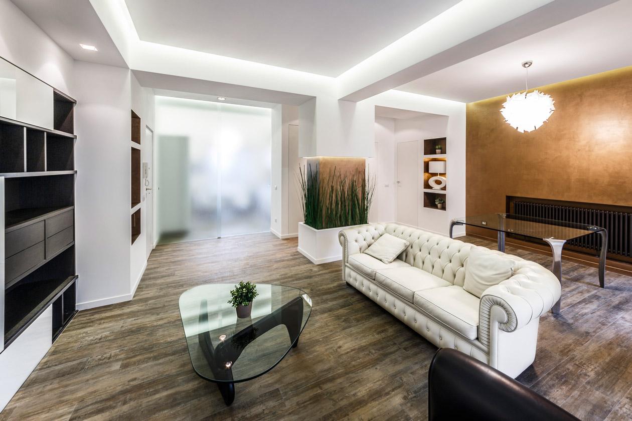 Фото дизайна квартир в италии
