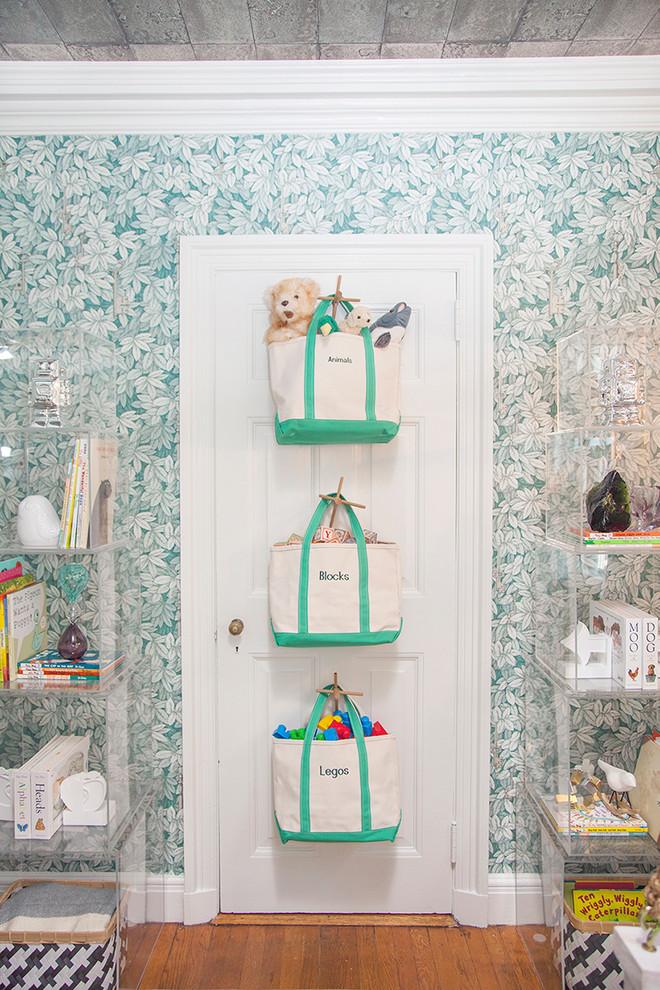 Идеи для хранения игрушек в маленькой комнате