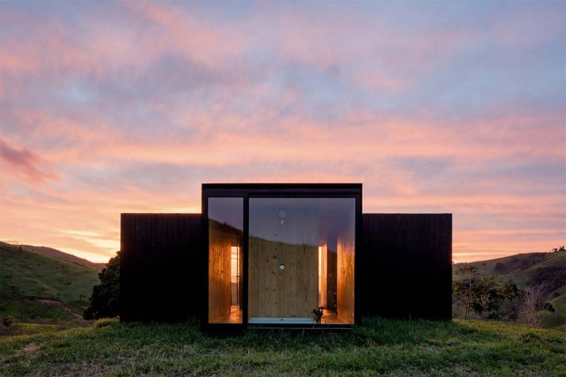 Интерьер маленького дома от MAPA Architects