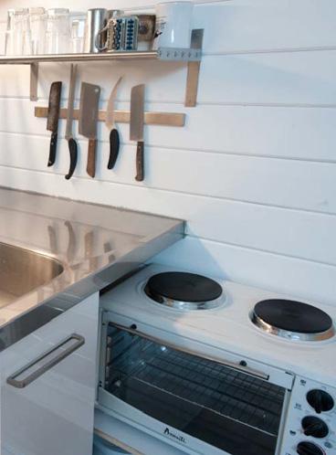Интерьер кухни в маленьком доме