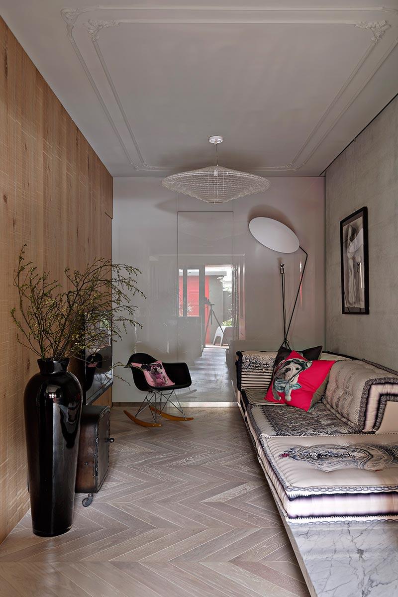 Маленькая комната для отдыха