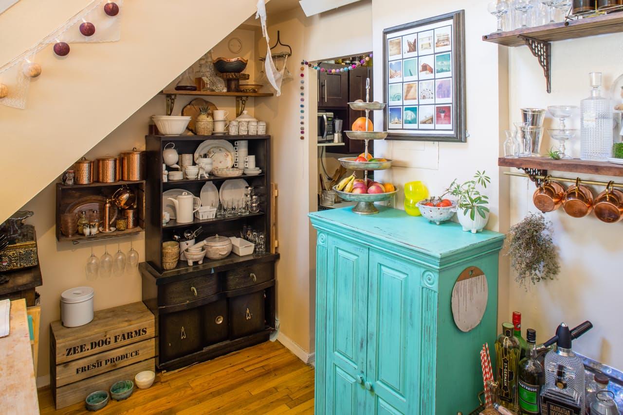 Мебель в интерьере маленькой квартирки